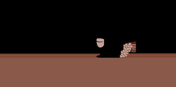 バール ドンツッキ ロゴマーク